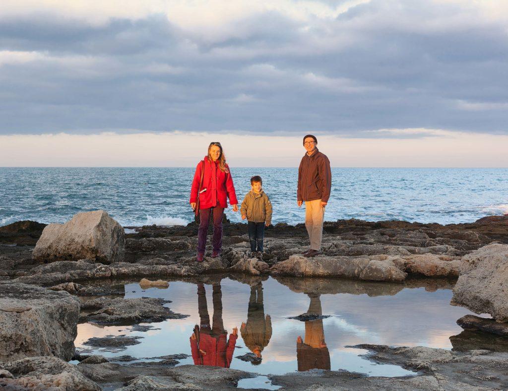Family portrait, Conversano Italy 2016